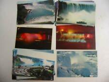 100 Niagara Falls Postcard Lot