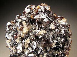 12 oz. Calcite and Sphalerite, Elmwood Mine, Tennessee