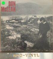"DON McLEAN - (Self-Titled Album) - 12"" Vinyl LP US PRESS ex Con"