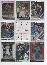 Sacramento Kings ** SERIAL #'d Rookies Autos Jerseys ** ALL CARDS ARE GOOD CARDS