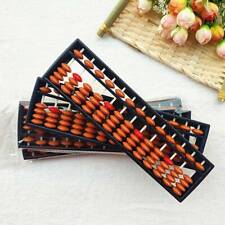 Children Wooden Bead Abacus Counting Student Educational Calculating Maths Toy C