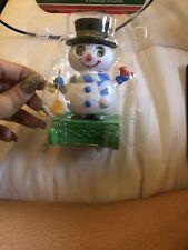 New Christmas House Solar Dancing Snowman