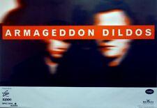 ARMAGEDDON DILDOS - 1997 - Tourplakat - Concert - Speed - Tourposter