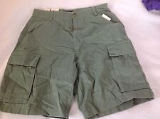 New men's Levi dockers Levi's cargo hiking shorts retail $38.00  size 30