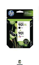 HP 901 Original 2 Druckerpatronen Multipack Blau/Gelb/Rot/Schwarz *NEU)