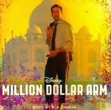 A.R. RAHMAN - MILLION DOLLAR ARM [ORIGINAL SOUNDTRACK] * NEW CD