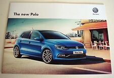 Volkswagen . Polo . The new Polo . April 2014 Sales Brochure