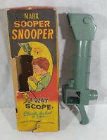 Vintage Marx Sooper Snooper, Periscope, 1960's, Boxed, Collectable