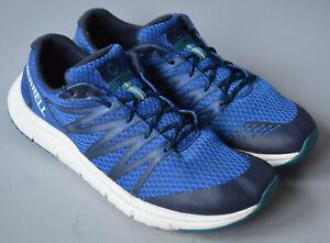 Men's Blue Merrell Overhaul Running Shoes, Trainers Size UK 11, EU 46.
