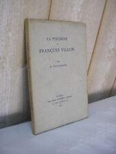 Jean Bonnefons : LA PANCHARIS 1944 Poésie Latine