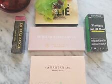 Anastasia Modern Renaissance +Glow Kit Highlighter+Dermacol 213 & other Brands