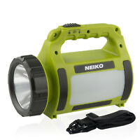 Portable Rechargeable Camp Light   Cree LED Flashlight Camping Lantern