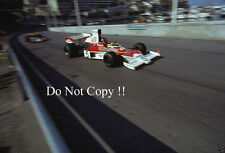 Emerson Fittipaldi McLaren M23 Monaco Grand Prix 1974 Photograph 5