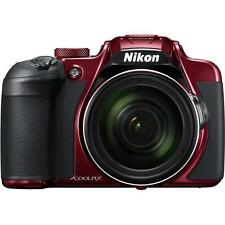 Nikon COOLPIX B700 (RED) Digital Camera with 60x Optical Zoom (SMP5)