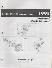 1995 ARCTIC CAT SNOWMOBILE PROWLER 2-UP P/N 2255-153 PARTS MANUAL (979)