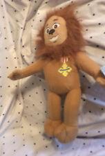 "Wizard of Oz Cowardly Lion 15""  Plush Soft Toy Stuffed Animal"