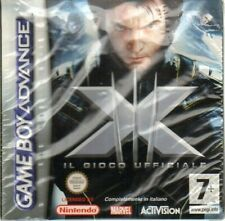 X-MEN III. 3.  Videogioco Game Boy Advance Nuovo New Sealed. Activision