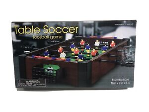 Westminister Table Soccer Foosball Game
