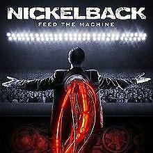 Feed The Machine von Nickelback | CD | Zustand gut