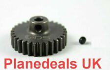 27T Mod1  M1 GDS Steel Pinion Gear 5mm bore hardened 27 tooth nitrided rc car