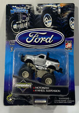MUSCLE MACHINES Stampeders Monster Truck NEW STAMPEDERS Ford F-150