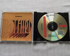 SOFT MACHINE Third (1970) EUROPE CD COLUMBIA 471407 2 (199?) prog NMINT