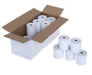 80mm x 70mm Thermal Till Rolls - 20 Rolls per Box