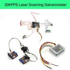 20KPPS 30KPPS Laser Scanning Galvanometer For DJ Light Show Stage Lighting Laser