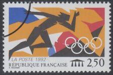 Specimen, France Sc2284 1992 Barcelona Olympics, Joint Issue