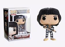 Funko Pop Rocks: Queen - Freddie Mercury Vinyl Figure Item #33731