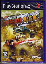 PS2 Score International Baja 1000 .. (2008), UK Pal, New & Sony Factory Sealed