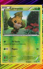Larveyette Reverse-XY4:Vigueur Spectrale - 5/119 - Carte Pokemon Neuve Française