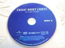 Friday Night Lights First Season 1 Disc 5 DVD Disc Only 60-181