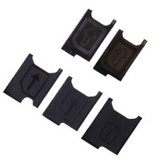 Micro holder replacement sim card tray slot holder for sony xperia L36 Z1 Z2 _qi