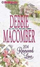 Cedar Cove: 204 Rosewood Lane 2 by Debbie Macomber (2008, CD, Abridged)