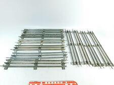 AT376-2# 10x Märklin/Marklin Spur 0 Gleisstück/Gleis für elektrischen Betrieb