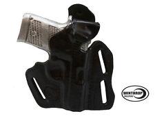 Sig Sauer P938 NO Laser OWB 3 slot Thumb Break Holster R/H Black