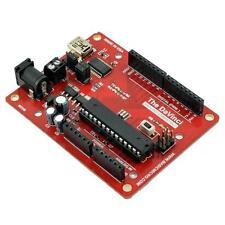 La DaVinci microcontrollore PCB Arduino compatibile robotica di base TIMBRO PIC UNO