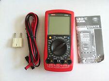 UNI-T UT58A DMM Deeper AC/DC Modern Digital Multimeters Large LCD