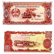 LAOS LAO Billet 20 RIELS ND 1979 P28  NEUF UNC