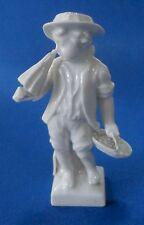 KPM BERLIN MEYER Crab CANCER ZODIAC SIGNS Antique Porcelain BOY JUNE FIGURINE