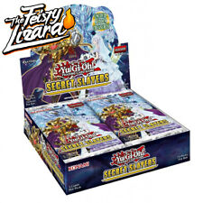 Yu-Gi-Oh! TCG Secret Slayers 5 x Foil Booster Box Yugioh