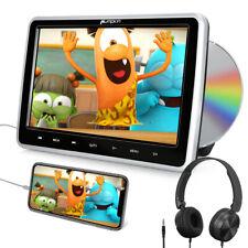 "10.1"" KFZ Kopfstütze HD Auto TV Monitor DVD Player HDMI USB für Kinder+Kopfhörer"