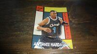 1996 TOPPS GALLERY # 19 ANFERNEE HARDAWAY  BASKETBALL CARD