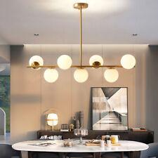 Modern Ceiling Lights Kitchen Chandelier Lighting Glass Pendant Light Home Lamp