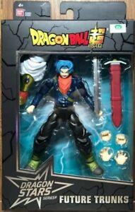 "Bandai Dragon Ball Super Dragon Stars Series 6"" inch Future Trunks Action Figure"