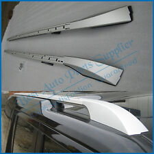 High Qulity Extended Roof Rails For Land Rover Discovery 3 & 4 2005-2016 Silver