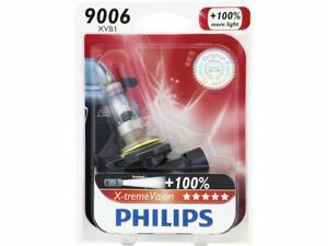 For 2001-2002 Saturn L300 Headlight Bulb Low Beam Philips 91338MB