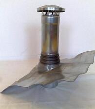 Belüftungsrohr/Entlüftungsrohr/Dunstabzug mit Haube aus Zink- Bleiplatte