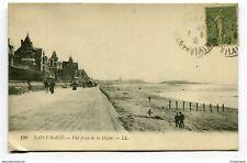 CPA-Carte postale-France - Saint malo - Vue prise de la Digue - 1918 ( CP4095 )